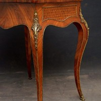 Louis XV Design Kingwood Dressing Table