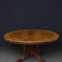William IV Rosewood Centre Table or Dining Table