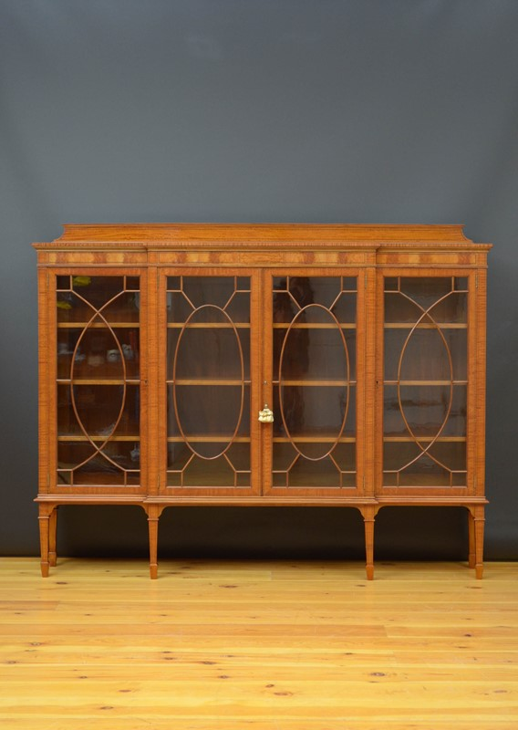 Edwardian Satinwood Display Cabinet  Bookcase-nimbus-antiques-2-main-637444126979885867.jpg