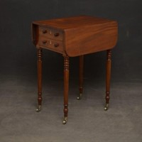 Regency Pembroke Table
