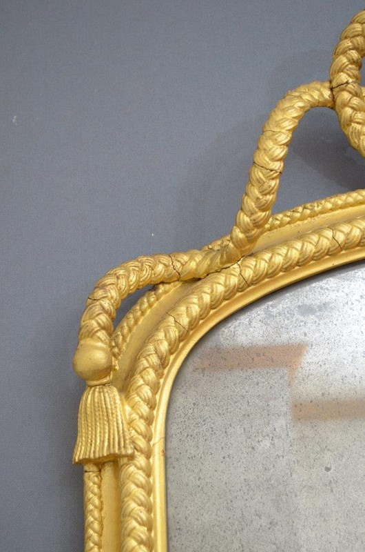 19th Century Full Length Giltwood Mirror H75″-nimbus-antiques-4-main-637098705314778760.jpg