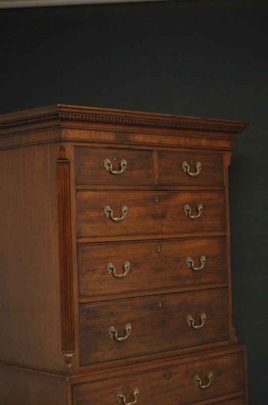 George III Chest on Chest in Mahogany-nimbus-antiques-5-main-637361491291387803.jpg