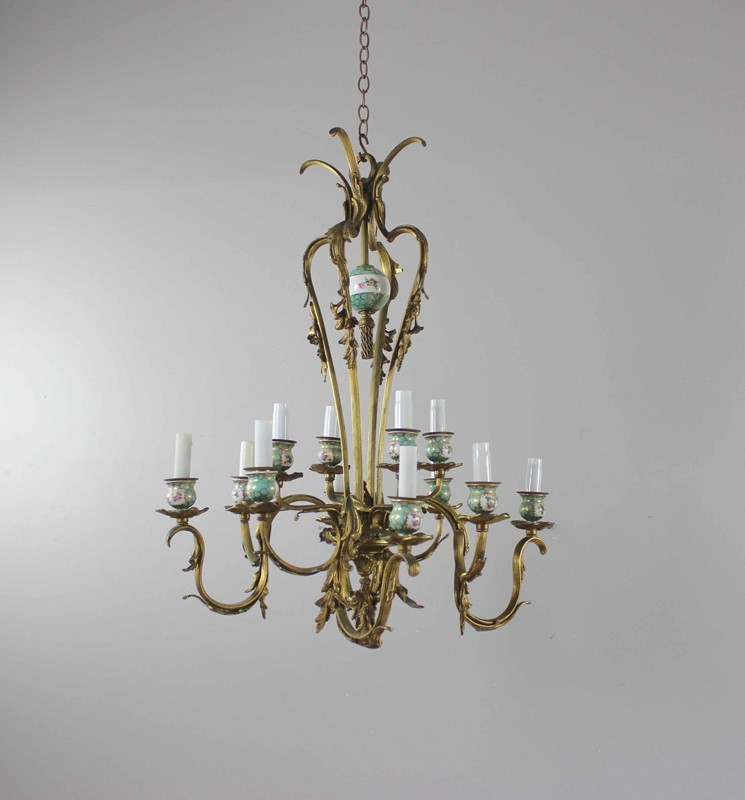 Brass and ceramic two tier antique chandelier-norfolk-decorative-antiques-img-4196-main-637461477103393832.jpg