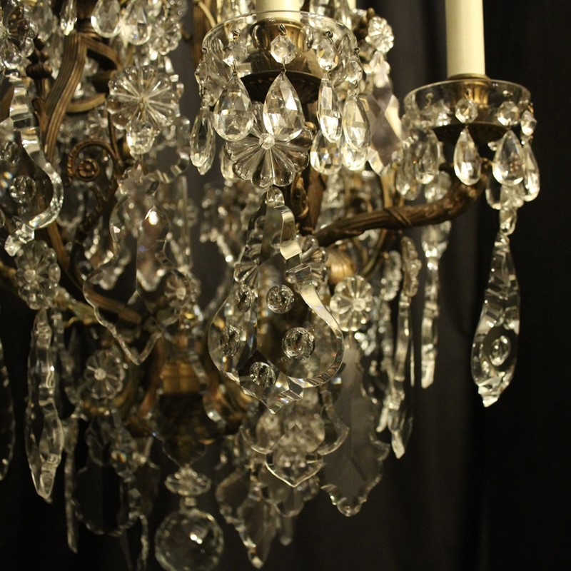 French Bronze & Crystal 12 Light Chandelier-okeeffe-antiques-oka00261c-main-637099253889297967.jpg