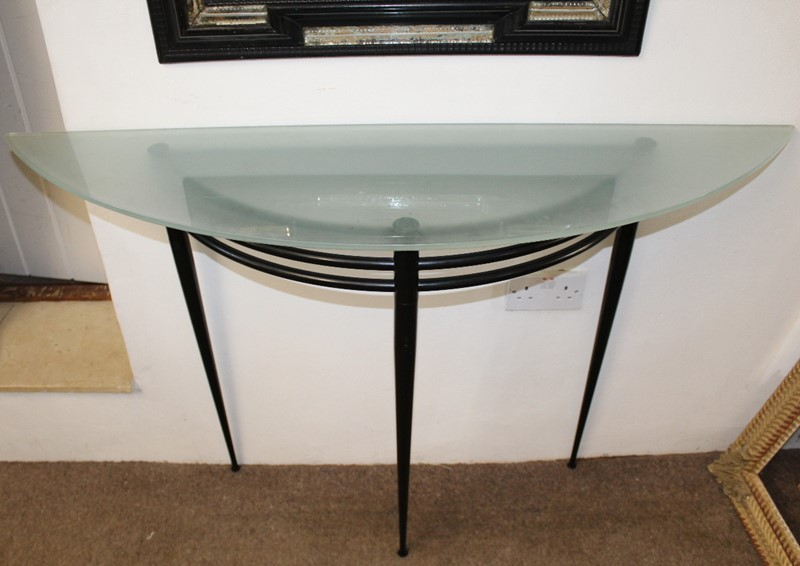 Vintage Pascal Morgue (1943-2014) lunar console table-on-reflection-mirrors-4793-showing-top-main-637288652580406184.JPG
