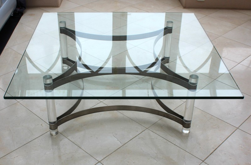 Vintage silver metal, lucite and glass low table-on-reflection-mirrors-5067-glass-metal-and-lucite-coffee-table-main-637146147916030315.JPG