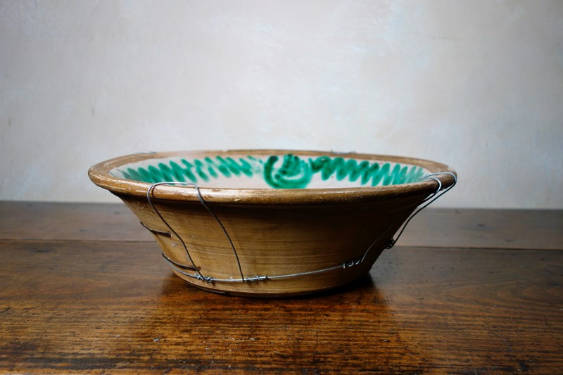 Spanish Dairy Bowl Granada Lebrillo Earthenware-pappilon-fullsizeoutput-21e7-main-636837928252714284.jpeg