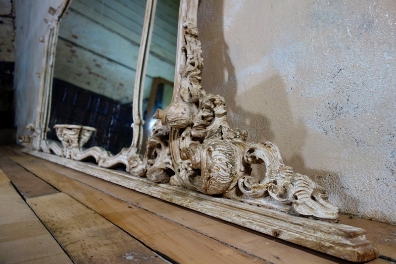 19th c Large French Overmantal Painted Wall Mirror-pappilon-fullsizeoutput-2836-main-636972245204444059.jpeg