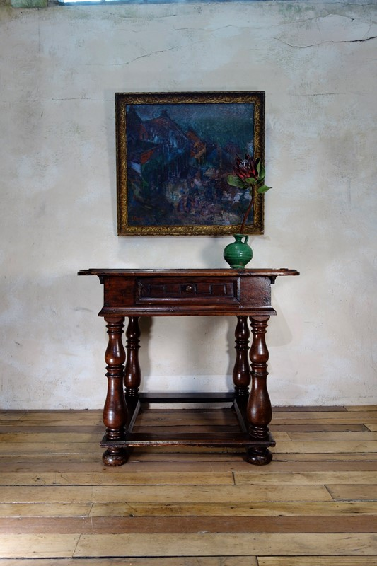 18th Century French Provincial Walnut Centre Table-pappilon-fullsizeoutput-33d1-main-637184991849753092.jpeg