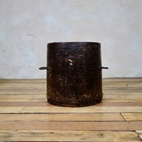 A Primitive 19th-century bushel barrel - Measure