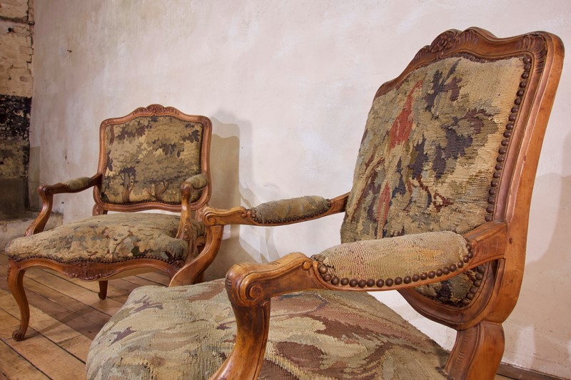 Pair Of 18th C Louis XV Fauteuils Tapestry Chairs-pappilon-fullsizeoutput-438d-main-637459848386194588.jpeg
