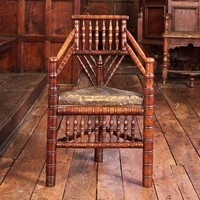 English Ash Turners Chair