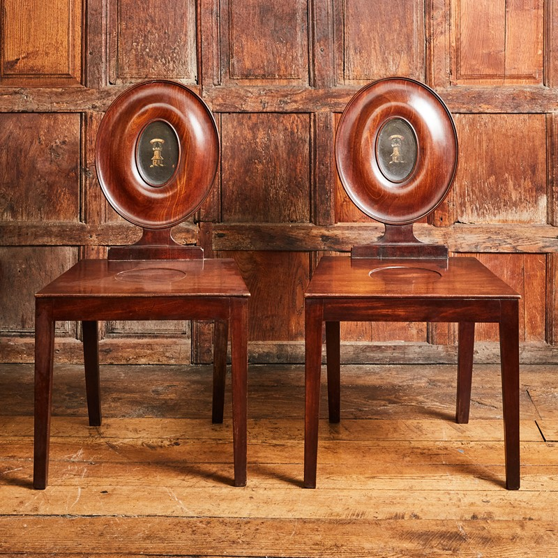 A Pair of Mahogany Hall Chairs, English circa 1800-paul-martin-the-table-gallery-pic-17-pair-of-hall-chairs-main-637292017664551547.jpg