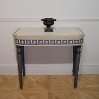 Painted Regency Table
