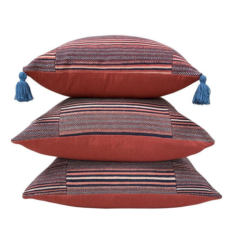Large rusty Zhuang striped cushions-penny-worrall-photo1320-main-637269039725417924.jpg
