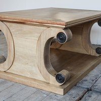 Cherrywood Coffee Table