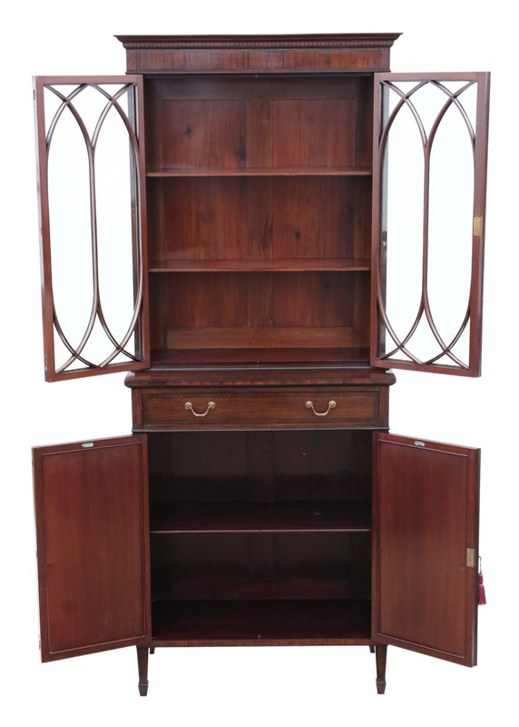 Mahogany glazed bookcase on cupboard-prior-willis-antiques-7750-4-main-637408936722667529.jpg