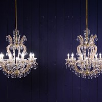 Marie Therese chandeliers