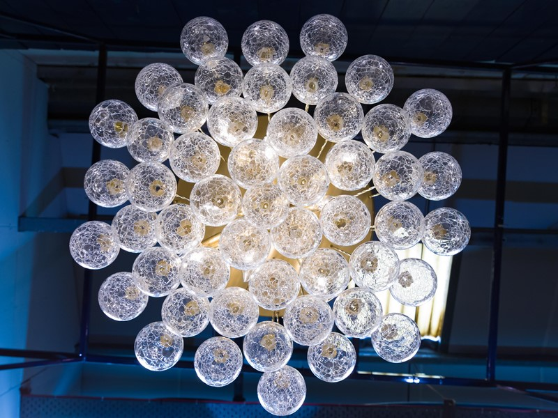 Murano Glass Chandelier - Crackle Glass-pure-white-lines-pwl-190713---img-1505-main-636990455718516157.jpg