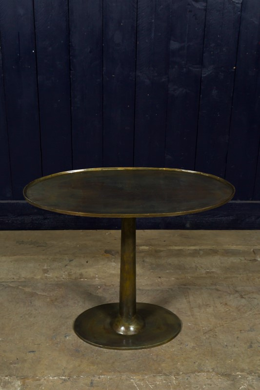 Occasional Table - Aged Brass Finish-pure-white-lines-pwl-191102---img-4018-main-637097825849472243.jpg