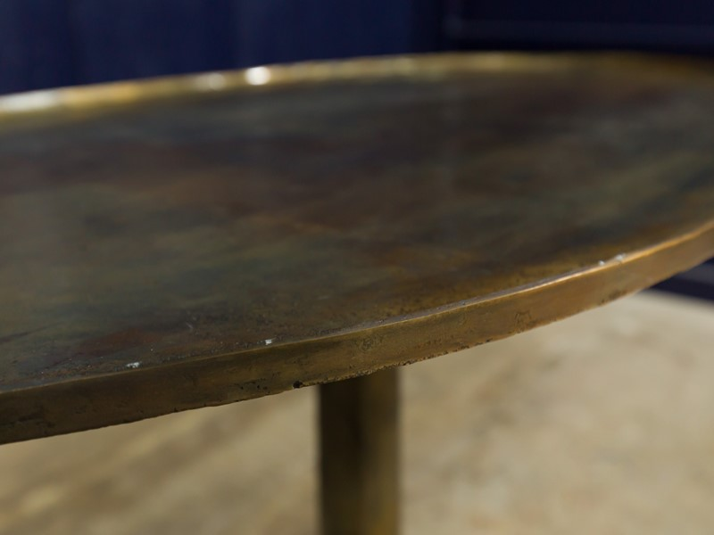 Occasional Table - Aged Brass Finish-pure-white-lines-pwl-191102---img-4022-main-637097825884316374.jpg