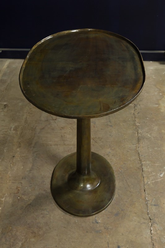Occasional Table - Aged Brass Finish-pure-white-lines-pwl-191102---img-4023-main-637097825903848050.jpg
