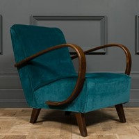 Modern furniture - Tango Velvet Halabala Chairs