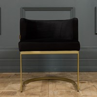 Modern - Black Bel Air Dining Chair