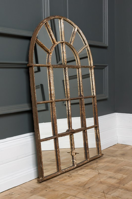 19th Century Arched Cast Iron Mirror-pure-white-lines-pwl-201010---img-3384-main-637387136613893865.jpg