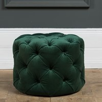 Green De Luxe Stool