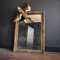 Huge 19th Century French Mirror