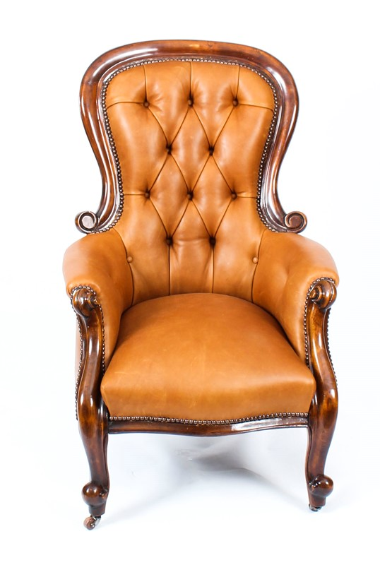 Antique Pair Victorian Mahogany Leather Armchairs-regent-antiques-a1219-antique-pair-english-victorian--mahogany-spoonback-leather-armchairs-19th-c-2-main-637544290421554972.jpg