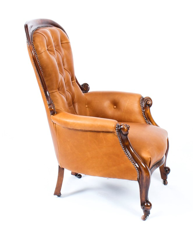 Antique Pair Victorian Mahogany Leather Armchairs-regent-antiques-a1219-antique-pair-english-victorian--mahogany-spoonback-leather-armchairs-19th-c-4-main-637544290441709872.jpg