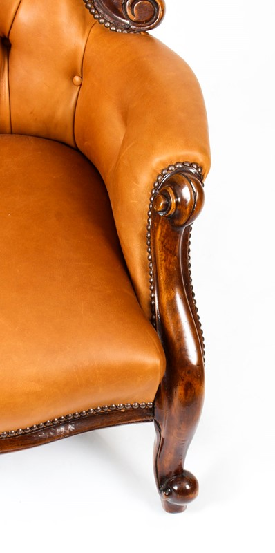 Antique Pair Victorian Mahogany Leather Armchairs-regent-antiques-a1219-antique-pair-english-victorian--mahogany-spoonback-leather-armchairs-19th-c-8-main-637544290483114143.jpg