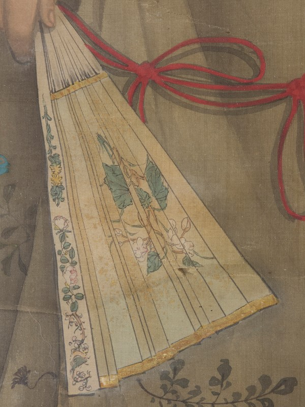 19th Century Full length Japanese Portrait on Silk-roche-coward-antiques-meiji-japanese-full-length-silk-portrait-00009-main-637209878925498986.jpg