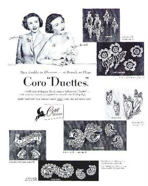 Coro Duette vintage horses pin-roomscape-2012-10-29 Coro Duette Horses advert_main.jpg