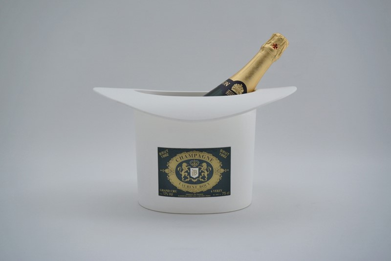 Top hat vintage champagne ice bucket Laurent Bouy-roomscape-dsc04219-1500x999-2-main-637113818880755313.jpg