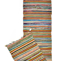 Sveriges Stina Swedish 1930s rag rug