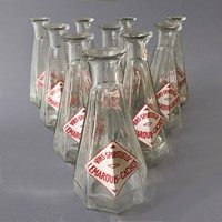 French 1950s Bistro Carafes