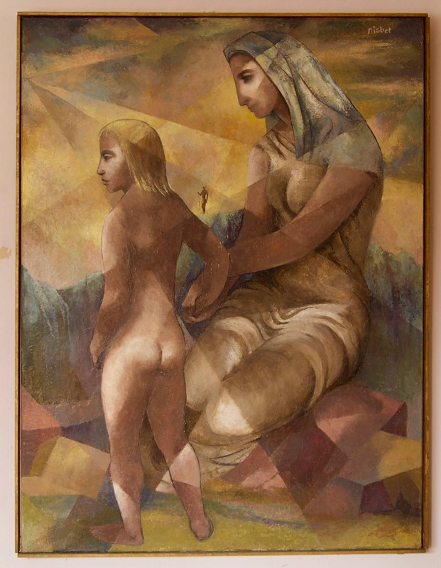 Abstract Mother and Child - 20th Century by Nisbet-simpson-fine-art-152-2--master1-main-637170185131028743.jpg