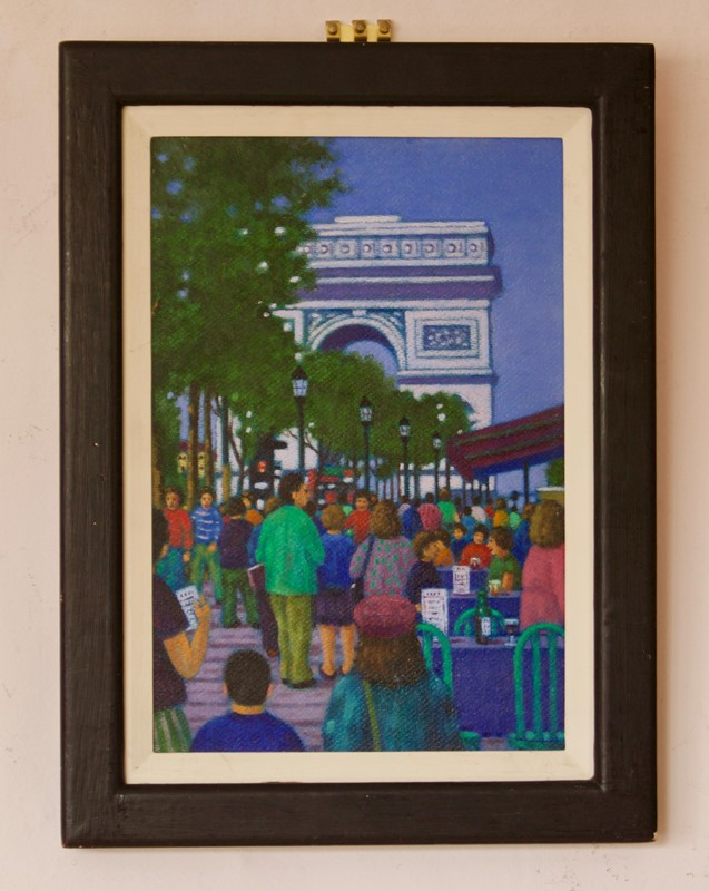 Arc de Triomphe Paris - Impressionist Oil by Woods-simpson-fine-art-190-2--master1-main-637353364108056569.jpg