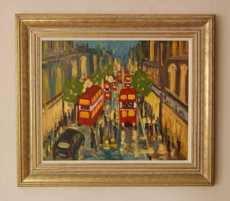 West End London - Late 20th Century Piece - Quirke-simpson-fine-art-55-1-main-636928341796096218.jpg