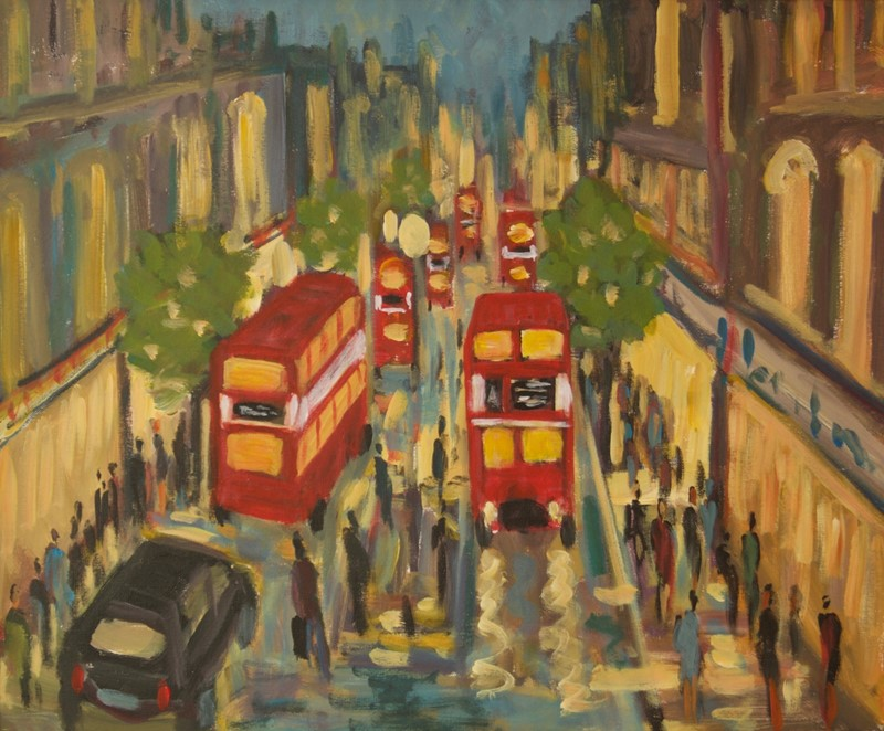 West End London - Late 20th Century Piece - Quirke-simpson-fine-art-55-3-main-636928341583855652.jpg