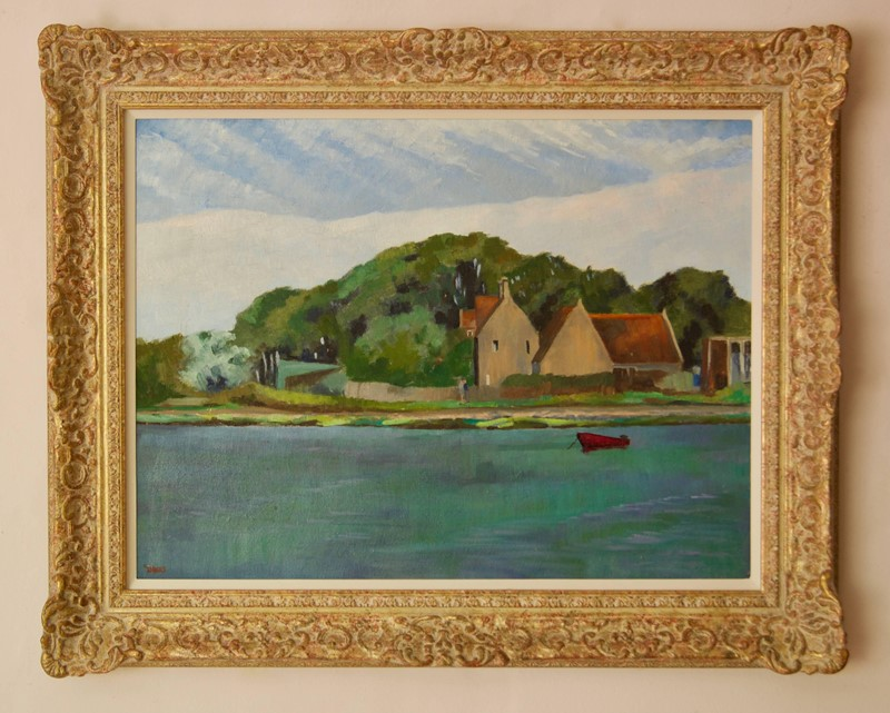 By The River Yar - Oil of Isle of Wight - Innes-simpson-fine-art-66-1--master1-main-636951646686080888.jpg