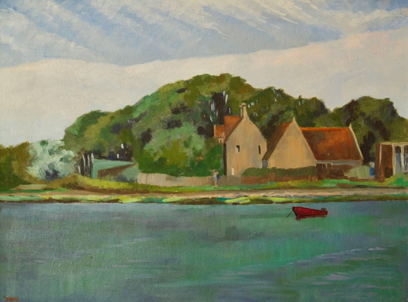 By The River Yar - Oil of Isle of Wight - Innes-simpson-fine-art-66-2--master1-main-636951646563850267.jpg