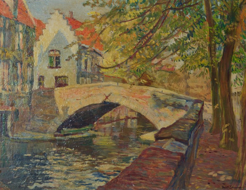 Amsterdam - Impressionist Oil by Faith Sheppard-simpson-fine-art-77-2--master1-main-637008618978919866.jpg