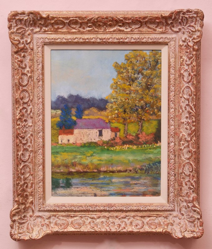 Country Landscape - Late 20th Century Oil - Quirke-simpson-fine-art-98-2--master1-main-637025157662207185.jpg