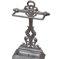 Victorian Carron Umbrella Stand