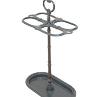 Stylish French Cast Iron umbrella Stand