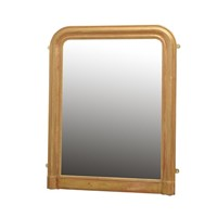 French Louis Philippe Revival Wall Mirror